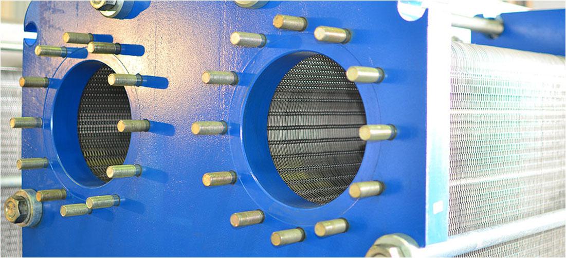 производство теплообменников